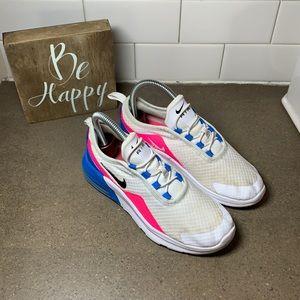 Nike air sneakers kids size 2